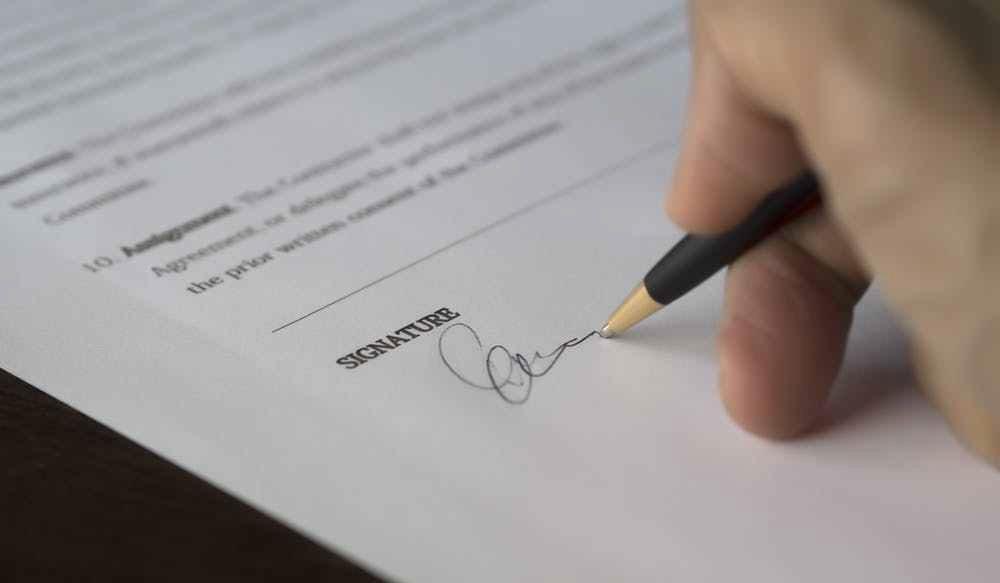 5 saker att tänka på när du tecknar avtal med en tjänsteleverantör