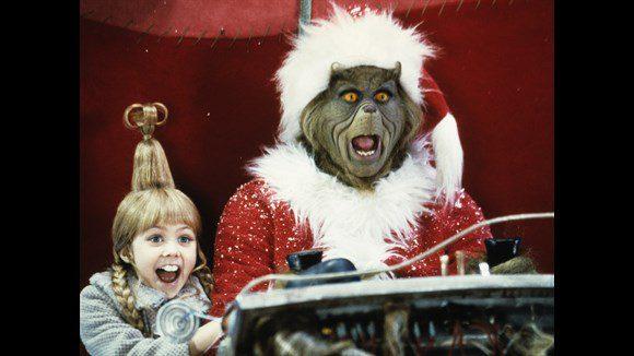 Grinchen är en härlig film som hjälper till att skapa julstämningen i kroppen
