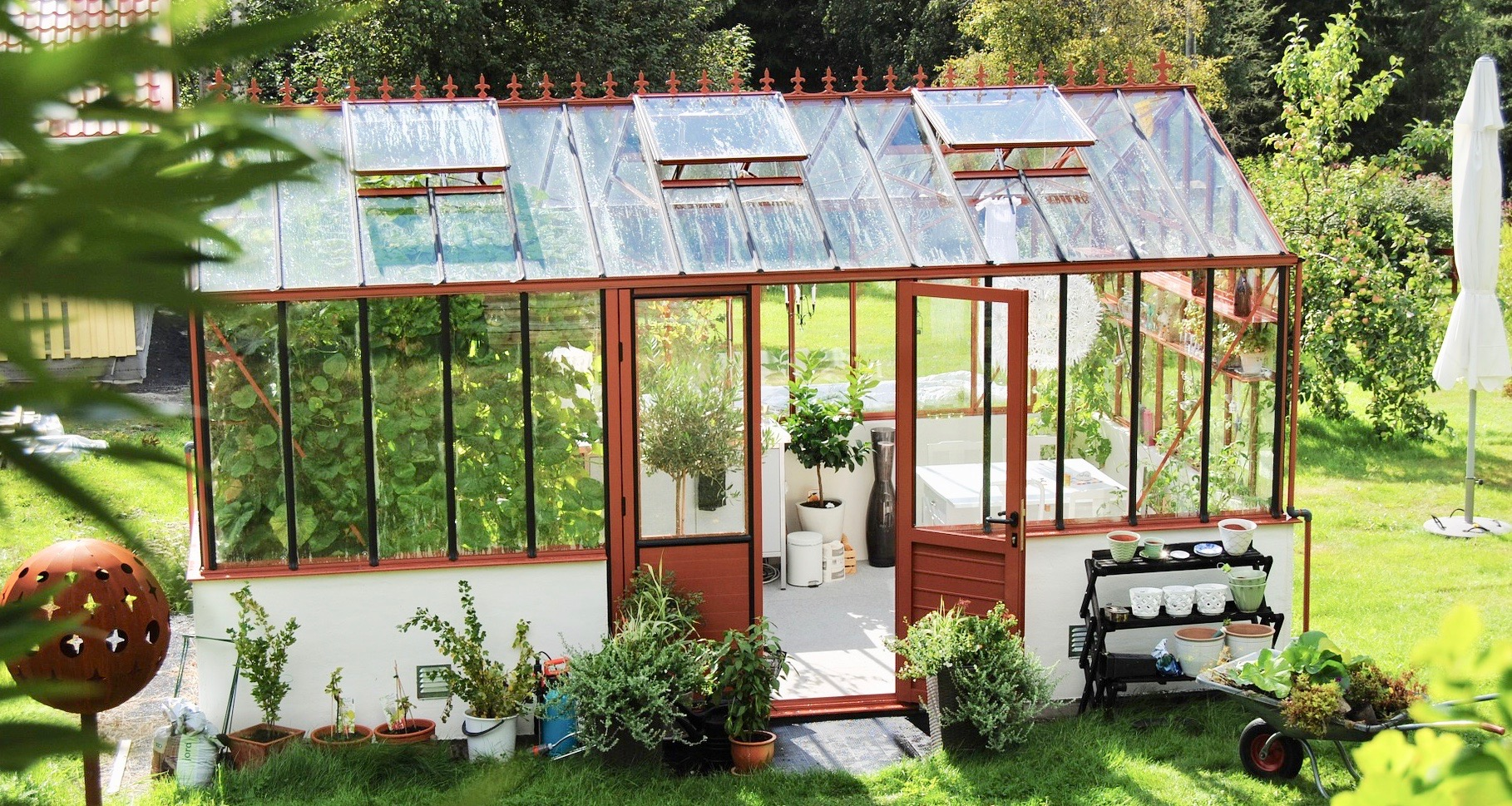 3 tips för dig som planerar att bygga växthus!