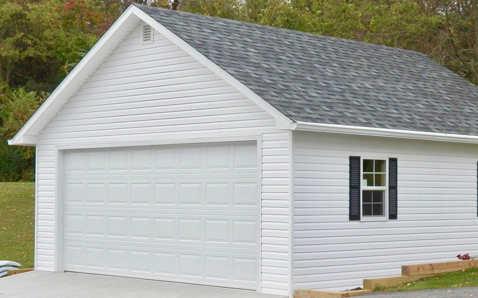 Tänk på det här om du ska bygga garage
