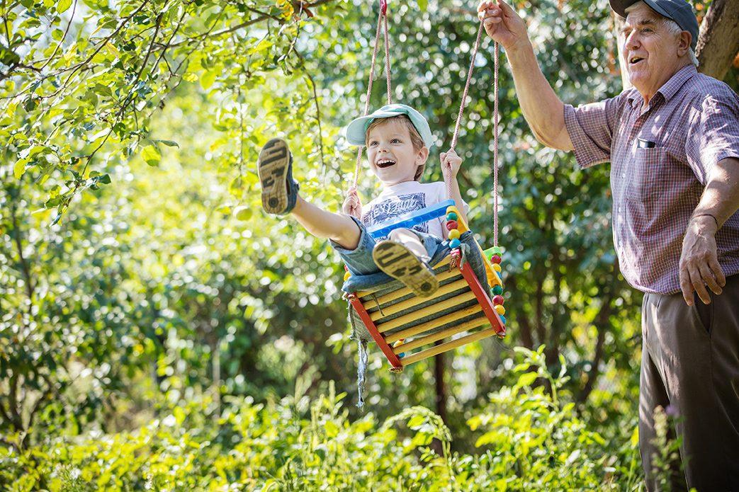 Gör din trädgård till en levande plats för hela familjen