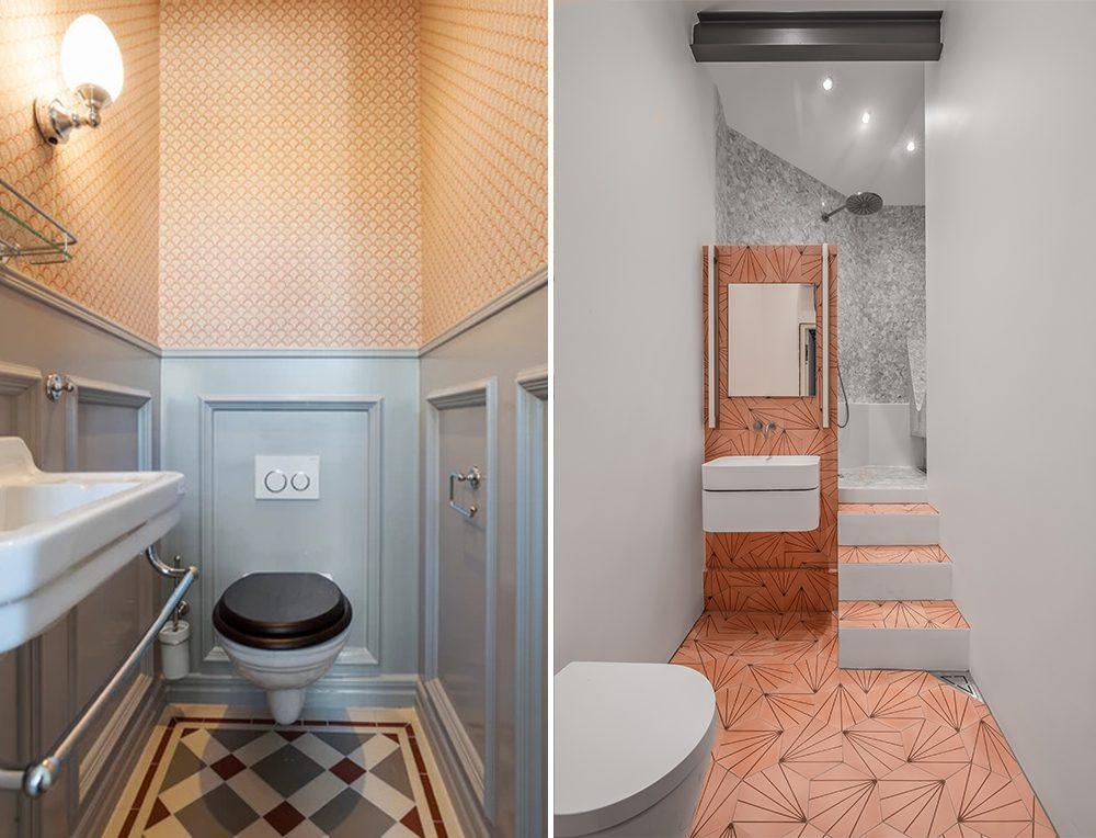 Renovera litet badrum